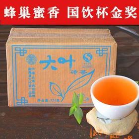 2006年云南勐海大叶砖茶