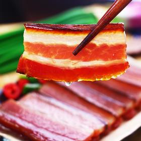 【食达好】恩施土家腊肉柴火烟熏五花腊肉500g