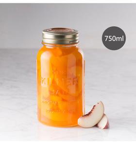 英国进口Kilner 玻璃多用罐储物罐果酱瓶密封罐家用储物容器