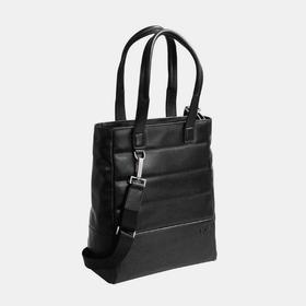 NAVA 纯牛皮托特包单肩手提包条条杠 | 3 款(意大利)