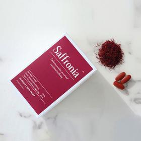 「藏红花精华素颜丸」 澳洲Unichi saffronia藏红花60片素颜丸补气血去黑眼圈香港直邮