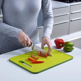 现货英国进口JOSEPH多功能带磨刀石砧板安全塑料菜板案板防霉菜板