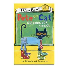 英文皮特猫全新13册——培养孩子良好的情绪能力,99%的妈妈们选择TA