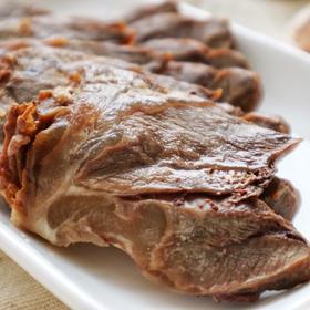 3袋600g低至116元!老北京紫光园五香酱牛肉 200g/袋 3袋包邮