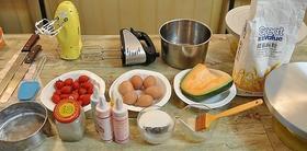 【4月14日】小小社会实践家---做小小烘焙师,亲手做一个真正的蛋糕