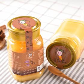 【玉姐蜂蜜】野生蜂巢正宗硒都雪蜜王500g