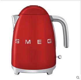 SMEG KLF01 意大利新款复古电热水壶家用小型自动断电保修烧水壶