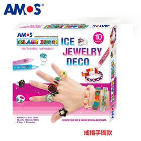 韩国AMOS丨进口免烤胶画套装 儿童创意玩具益智DIY礼物