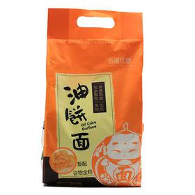 谷道优粮 油饼面 冬小麦粉 无明矾 2kg