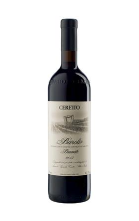 旗云庄园巴罗洛珍珠园干红葡萄酒2012/Ceretto Barolo Brunate DOCG 2012