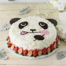 熊猫嘟嘟 蛋糕