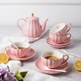ROYALE陶瓷英式下午茶壶配咖啡杯碟套装下午茶具13件套