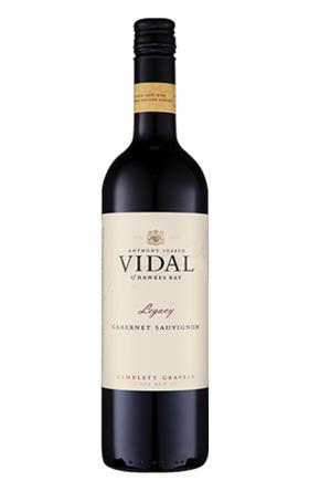 威杜庄园传奇赤霞珠干红葡萄酒 2014/Vidal Legacy Cabernet Sauvignon2014