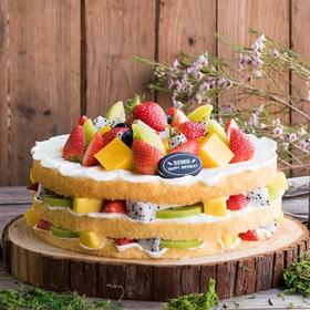 鲜果嘉年华 蛋糕