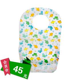 美国品牌Summer  婴幼儿一次性围兜 20个装