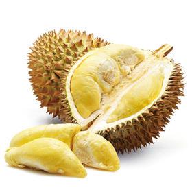 泰国进口金枕头榴莲 新鲜水果 非甲仑 猫山王榴莲肉