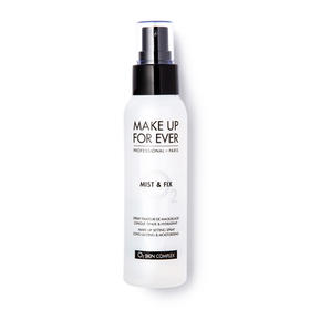 「轻轻一喷持久定妆」法国•玫珂菲Make Up For Ever定妆喷雾125ml/瓶持久锁妆增加肌肤保湿度