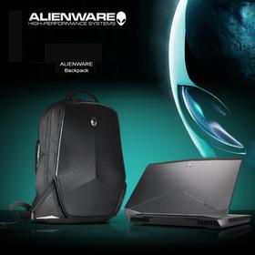 外星人笔记本电脑包 敢死队系列双肩背包V2.0 15.6英寸17.3英寸