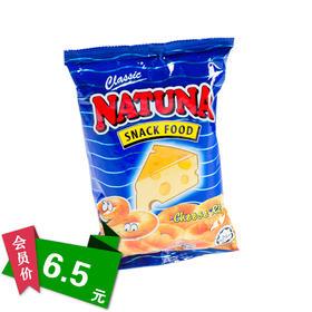 马来西亚NATUNA呐嘟娜 乳酪圈  60G