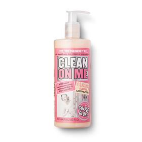 「打造无可挑剔的美肌」英国 Soap&Glory暗香黄油身体乳保湿滋润/香浓奶油丝滑沐浴露清爽易冲洗