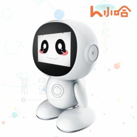 【开学季活动】小哈智能教育机器人AR幼儿园小学课程早教娱乐AI聊天视频监控行走