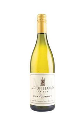 盲富山乐莱仙霞多丽干白葡萄酒 2012/Mountford Liaison Chardonnay 2012