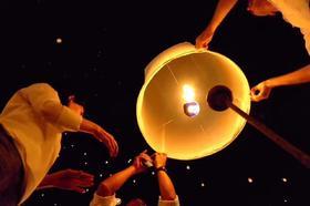 【泰北问佛】素可泰+清莱+美斯乐+清迈天灯节水灯节之旅