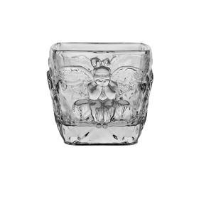 稀奇艺术 罗马之心方形威士忌杯