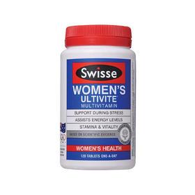澳洲Swisse女性复合维生素 120粒/瓶