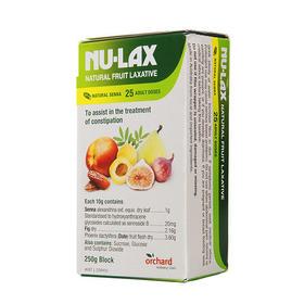 澳洲乐康膏NU-LAX 果蔬润肠膏 250g/盒