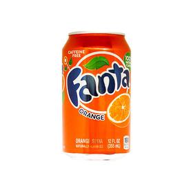 芬达橙味苏大汽水355毫升