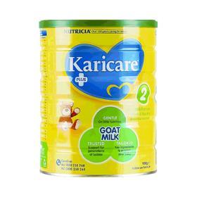 【保税仓】新西兰Karicare可瑞康婴儿羊奶粉2段 6-12个月 900g