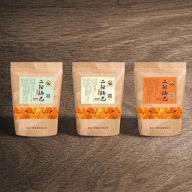 【馋嘴零食】超好吃零食二阳锅巴62g袋装