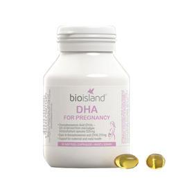 澳洲bio island孕妇海藻油DHA 60粒