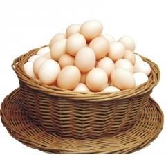 【安全配送】产地直达丨品质保证丨散养新鲜土鸡蛋60枚/盒丨无礼盒简易包装