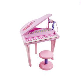 贝芬乐儿童电子琴带麦克风 高音质天籁之音钢琴