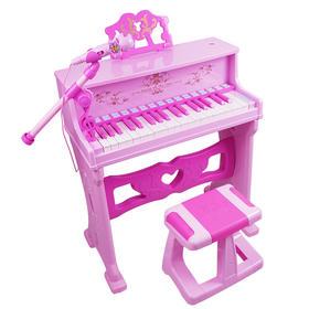 贝芬乐音乐教学智力小号玩具电子琴 儿童乐器钢琴女孩