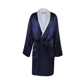 MANITO Silk Terry男式睡袍