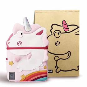 韩国杯具熊 宠物书包/儿童书包(1个)粉色独角兽