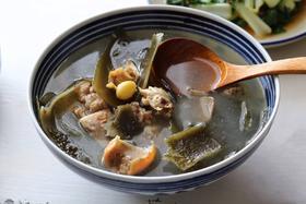 豚骨海带汤