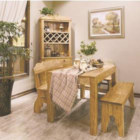 家居故事 | 餐桌实木餐桌椅套装