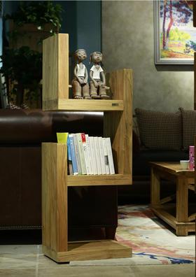 家居故事 | 客厅书房个性落地书架