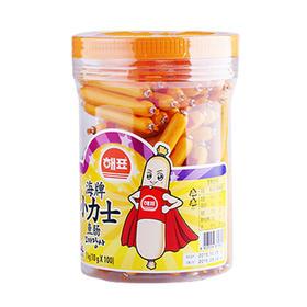 【包邮】海牌小力士鱼肠一罐(1000g)韩国进口