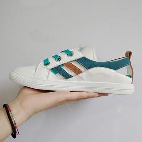 休闲鞋女鞋小白鞋超火的鞋子厚底新款潮流休闲鞋5806货号