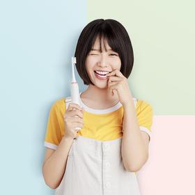 小米生态链企业素士青春版声波电动牙刷