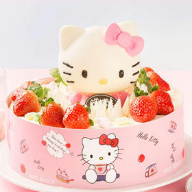 KITTY 蛋糕