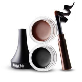 Magical  halo眼线膏 眉膏防水不晕染两色可选