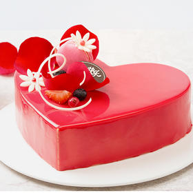 莓果心愿 蛋糕