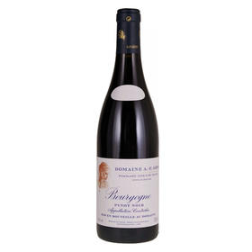 【闪购】巾帼庄园勃艮第干红葡萄酒2015/Domaine AF Gros Bourgogne Pinot Noir 2015