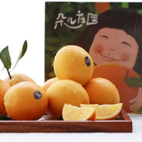 【朵儿伦晚橙】预售4月26日发货 秭归伦晚脐橙 有机生态妈妈的爱